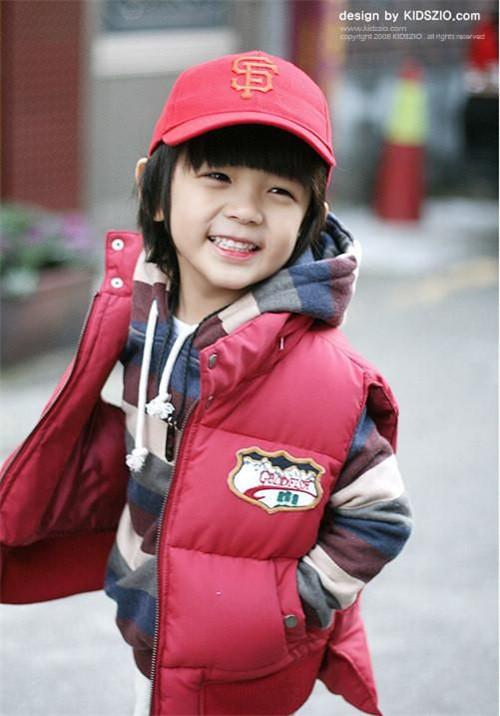 韩国小帅哥,超可爱