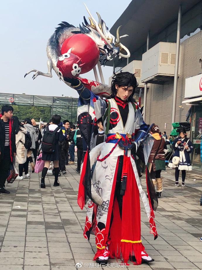 这位阴阳师是哪位神仙呀