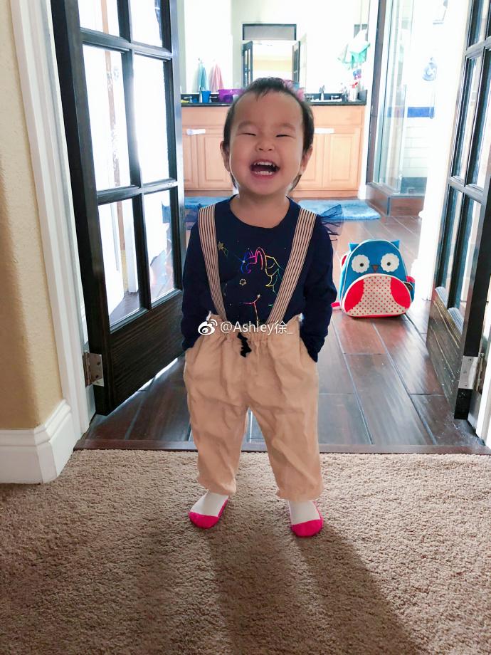 小宝宝是什么让你高兴的这样子