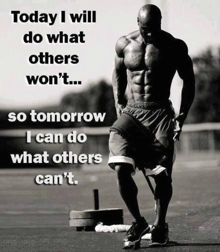 如果没有挑战,就没有收获