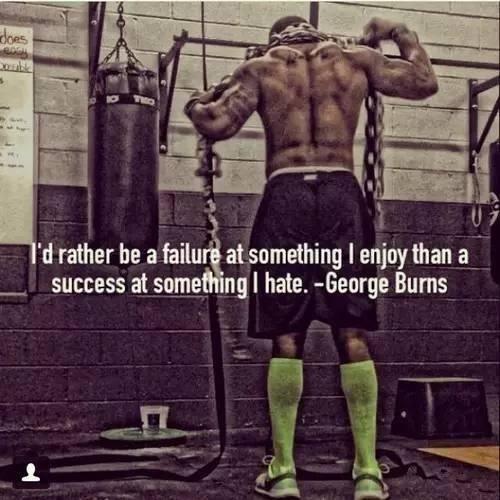 所有想要的,都得靠自己的努力才能得到