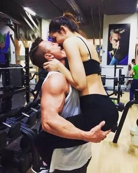健身情侣该有的样子