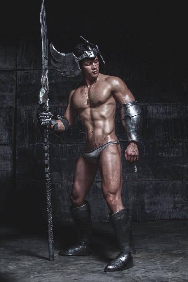 泰国Skiinmode 工作室男模