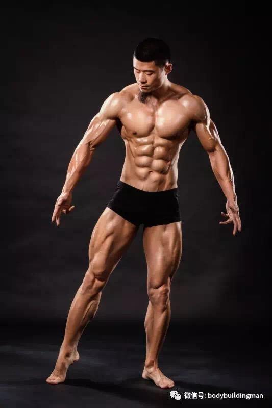 好身材是持久以恒锻炼出来的