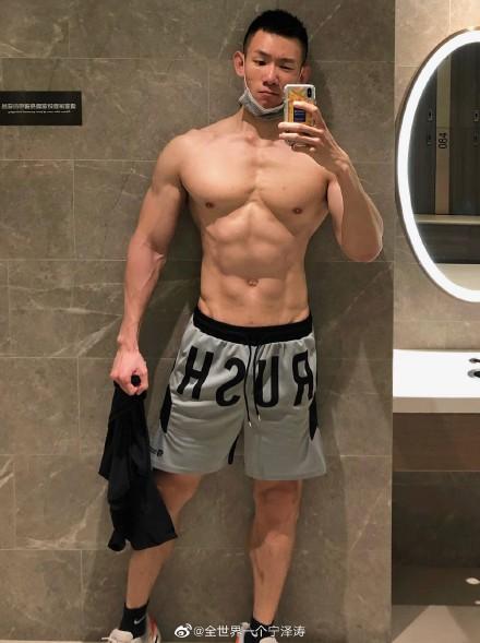 型男小叔,肌肉帅哥·直男体育生